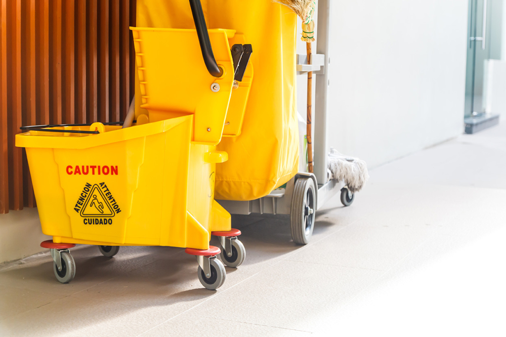 FSP Janitorial Services