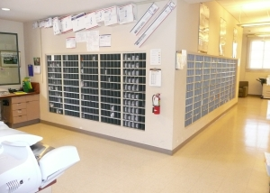 Outsourced Mailroom at Soka University