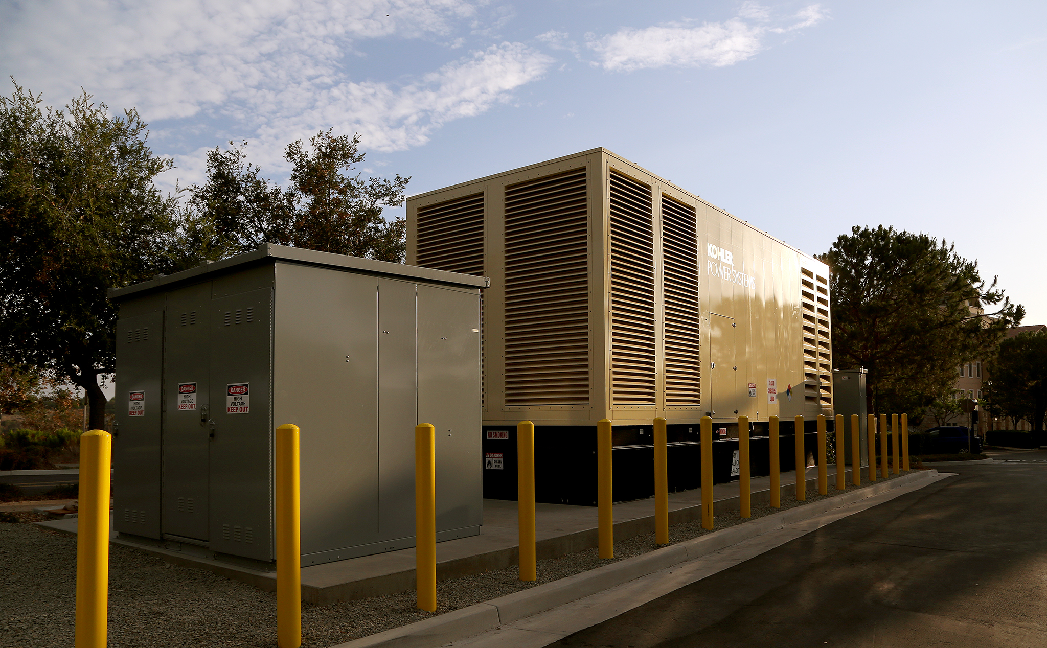 Emergency Generator Facility Services Partners Inc FSP